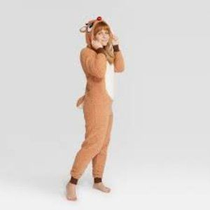 Rudolph the Red-Nosed Reindeer Holiday Union Suit